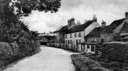 Kirby Wiske, a village near Thirsk in North Riding, Yorkshire