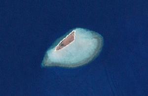 Aurid Island (now Aureed Island), Torres Strait.
