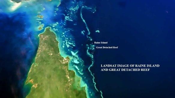 Raine Island and Detached Reef